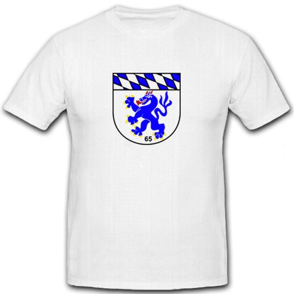 Territorialheer München Vbk 65 Wbk Verteidigungsbezirkskommandos - T Shirt #5794