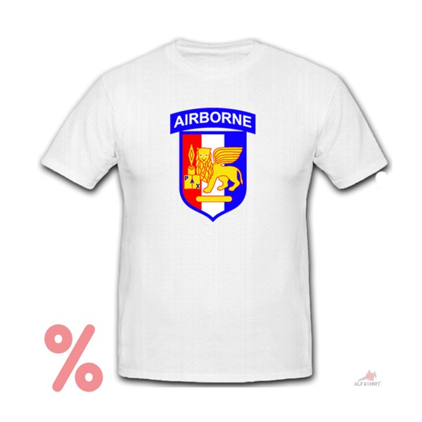 SALE Shirt SETAF's 3rd Battalion Airborne 325th Infantry Regiment- T-Shirt #R943