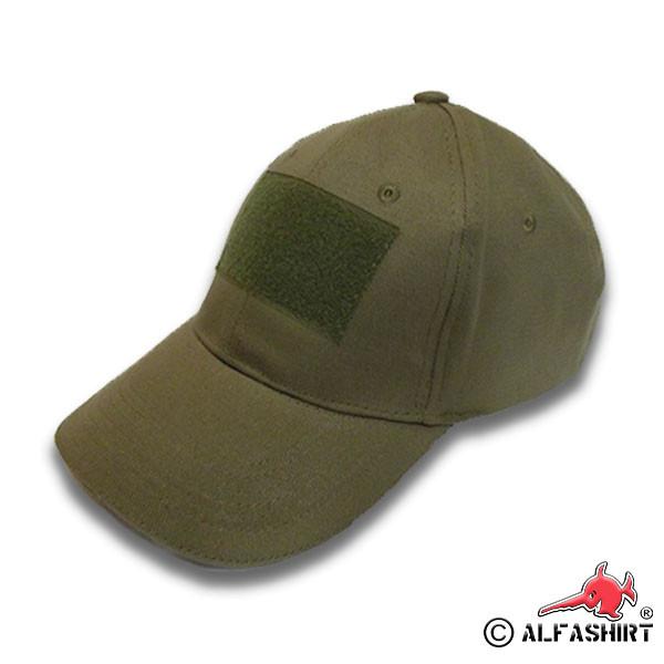 Commander Baseball Cap Tactical Army Bundeswehr Militär Patch Halterung #16038