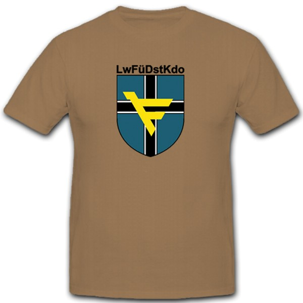 LwFüDstKdo Air Force Command Service Air Force - T Shirt # 10200
