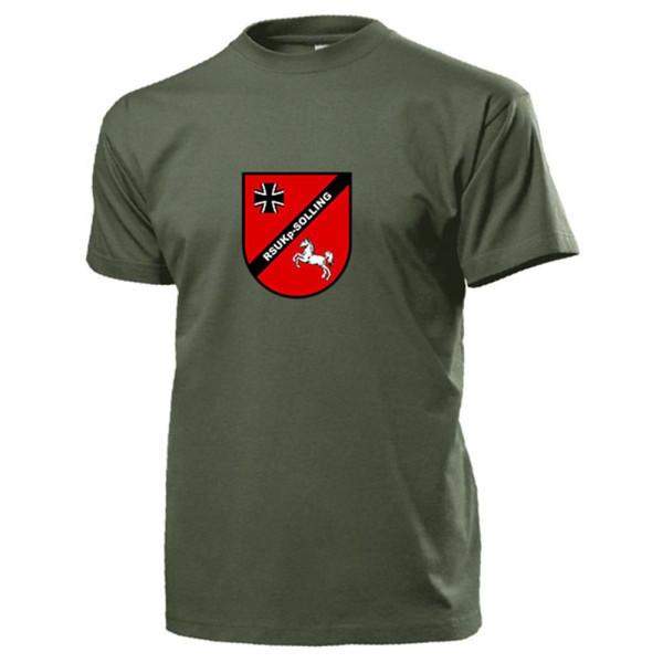 RSUKp SOLLING Regionale Sicherungs- und Unterstützungskräfte - T Shirt #14082