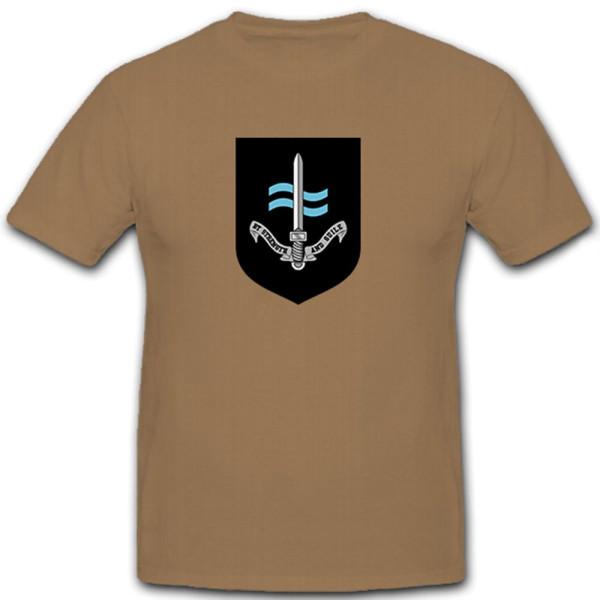 Special Boat Service Badge Crests Badge Emblem- T Shirt # 12286