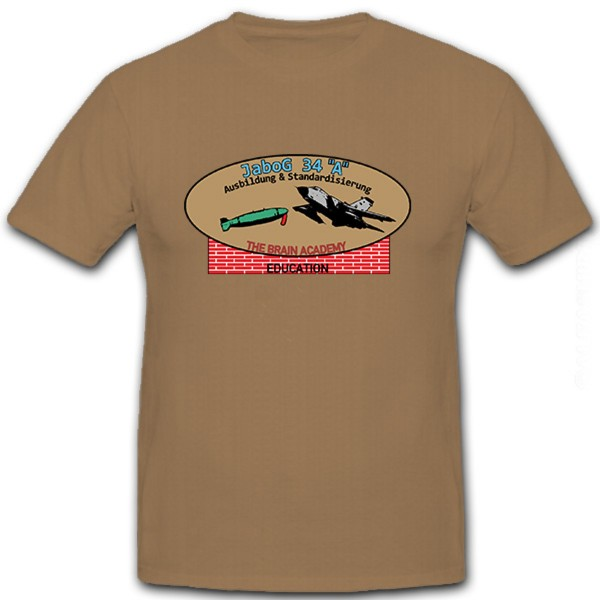 JaboG 34 A Jagdbomber Geschwader Ausbildung und Standardisierung - T Shirt #8642
