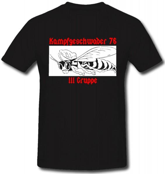 Kampfgeschwader 54 Gruppe 2 Geschwader Militär Marine Luftwaffe - T Shirt #1052