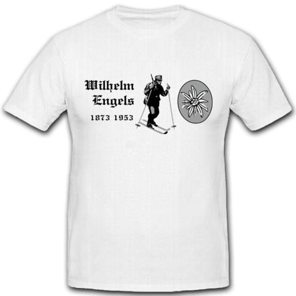 Wilhelm Engels 1873-1953 Forscher Heimatforscher Schulrektor - T Shirt #12878