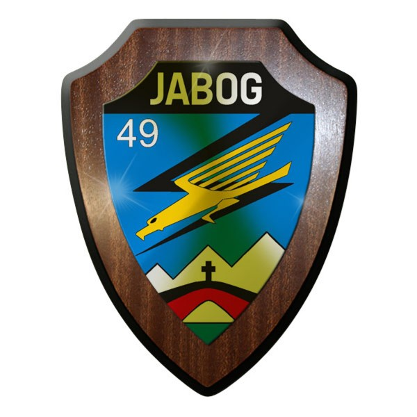 Wappenschild JaboG 49 Jagdbomber Geschwader Fliegerhorst Fürstenfeld-Bruck #8861