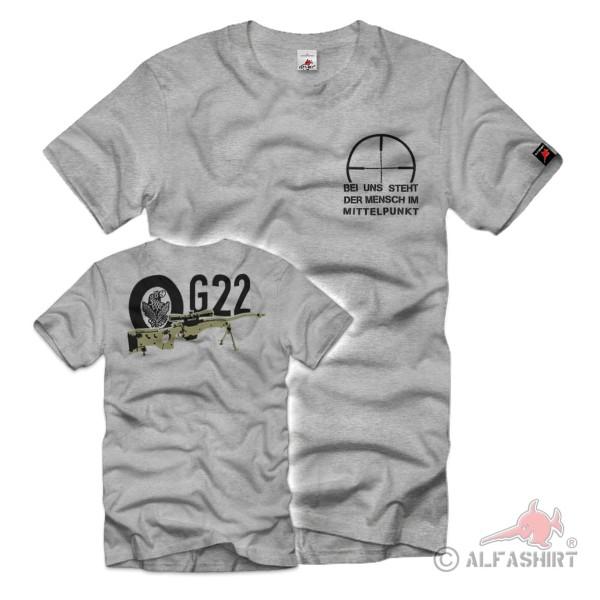 G22 Scharfschützengewehr Einheit Abzeichen Bw Sniper Jäger Waffe Mensch #36607