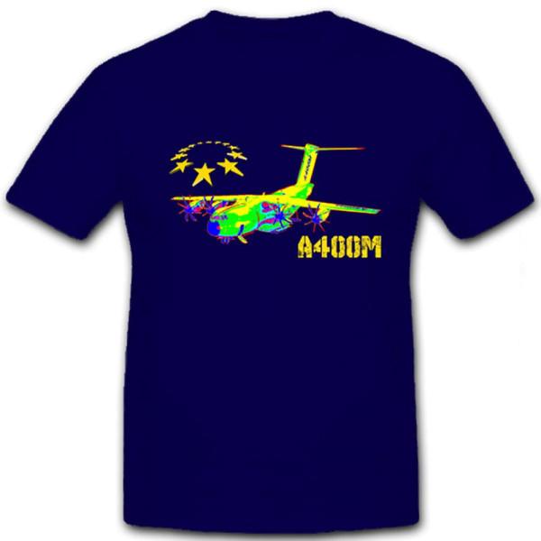 A400M Europa Transportflugzeug Flieger Wärmebild Kamera - T Shirt #12812