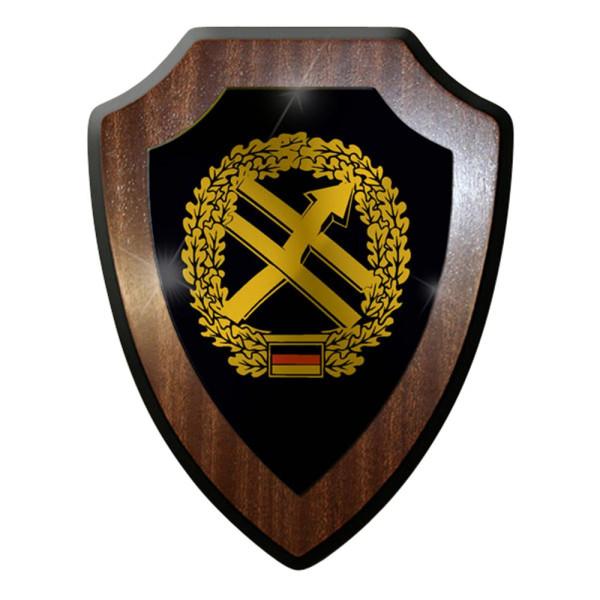 Wappenschild / Wandschild -Psv Truppe Deutschland Bundeswehr Militär Wappen Abzeichen Emblem#7403
