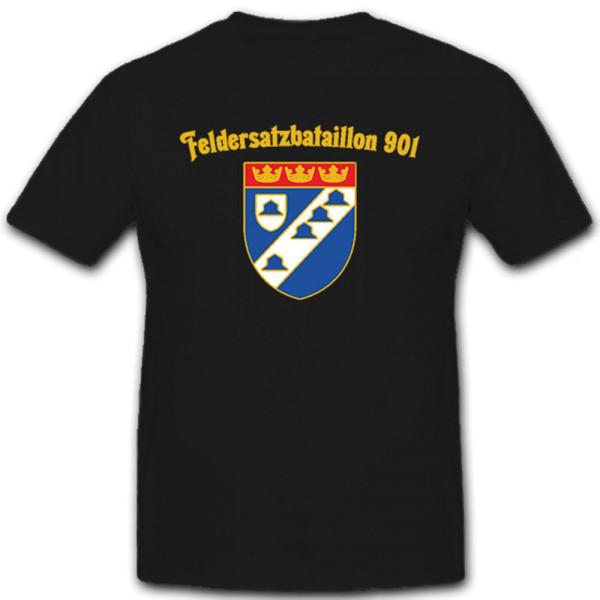Feldersatzbataillon 901 FErsBtl 901 Bundeswehr Bund Bw Wappen - T Shirt #12081
