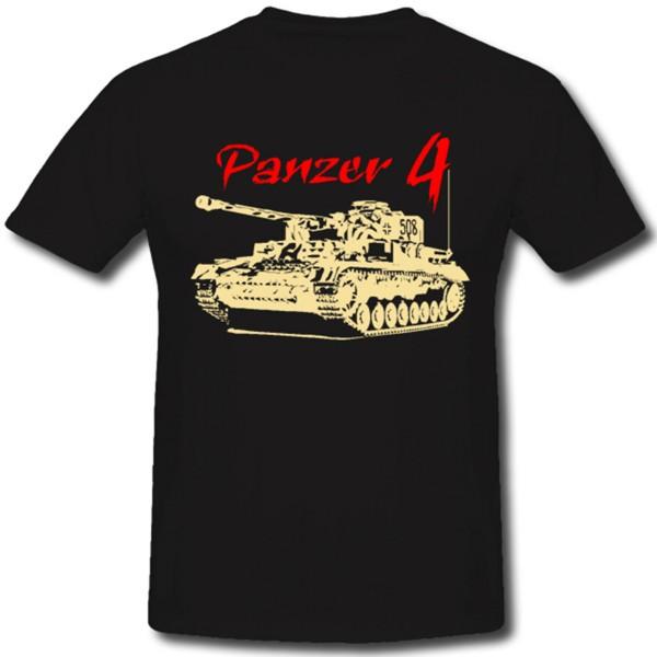 Panzer 4 Sturmgeschütze Giant WK Main Battle Tank - T Shirt # 1236