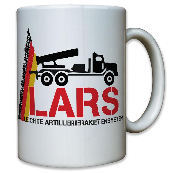 Leichte Artillerieraketensystem LARS Artillerie Raketenartillerie - Tasse #10136