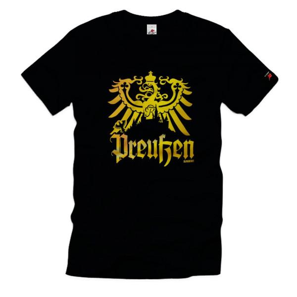 Preußische Burg Hohenzollern Preußen Heimat Deutschland T-Shirt #35982