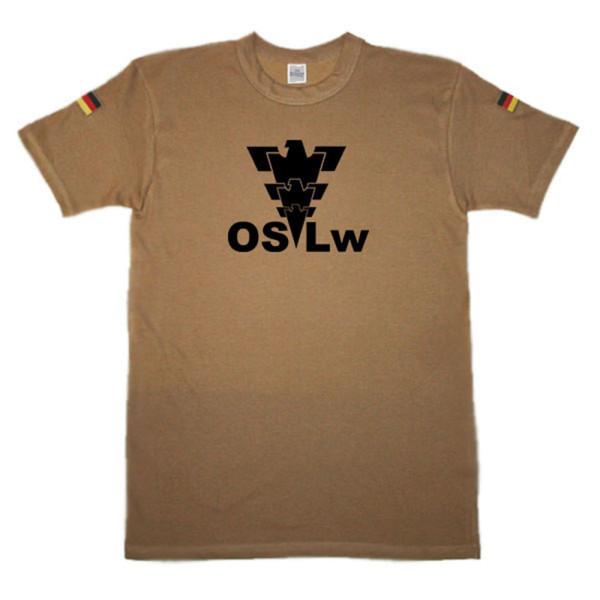 BW Tropen Offizierschule der Luftwaffe original Tropenshirt #14692