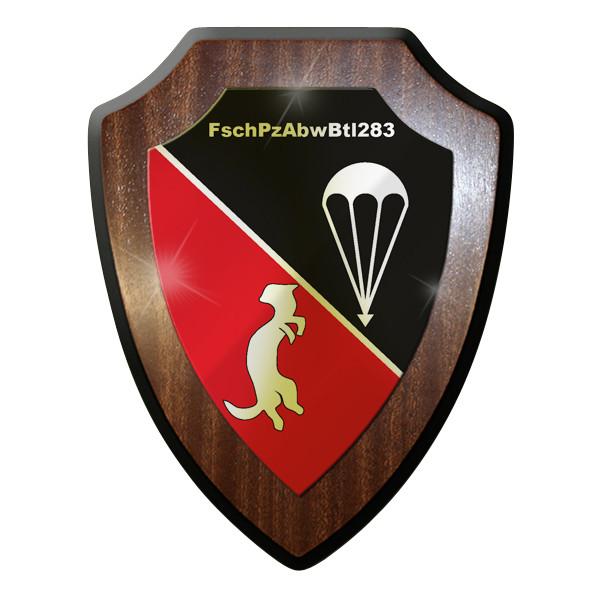 Wappenschild - FschPzAbwBtl 283 FallschirmPanzerAbwehrBataillon #9259