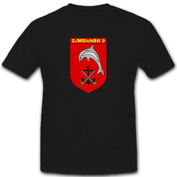 2MSichBtl3 - T Shirt #5752
