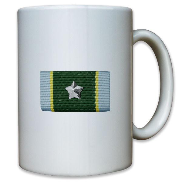 Ordensspange US Schiessabzeichen Silber Auszeichnung Uniform - Tasse #10989
