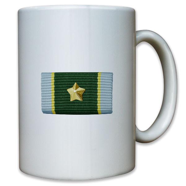 Ordensspange US Schiessabzeichen Gold Auszeichnung Abzeichen - Tasse #10988