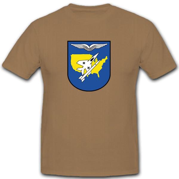 das deutsche Luftwaffenkommando USA Kanada LwKdo Militär Wappen - T Shirt #10199