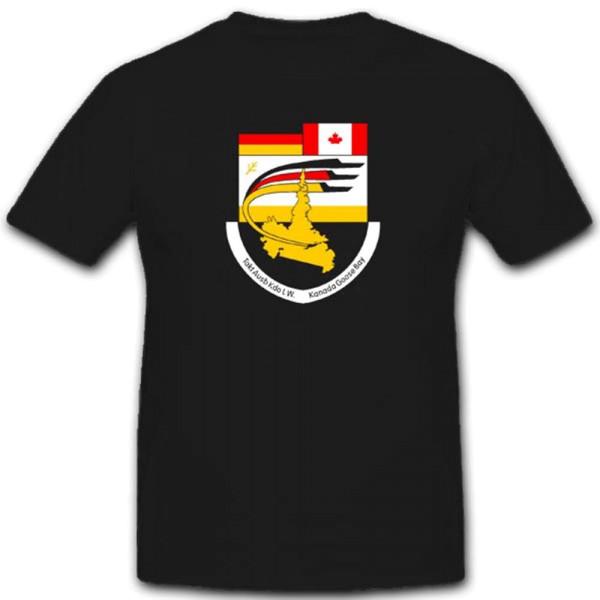 Bundeswehr Taktische Ausbstaff Ausbildungsstaffel F4 Hafb Usa T Shirt #3381