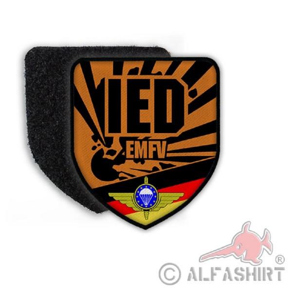 Patch Aufnäher Kampfmittelbeseitigung EOD EMFV European Paratrooper #20107