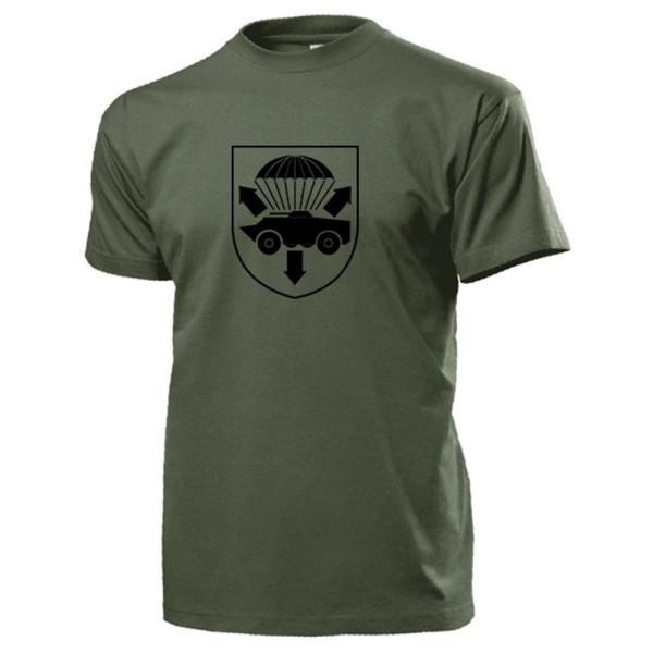 NVA Fallschirmaufklärer Dienstlaufbahnabzeichen FAKL Nationale - T Shirt #14338