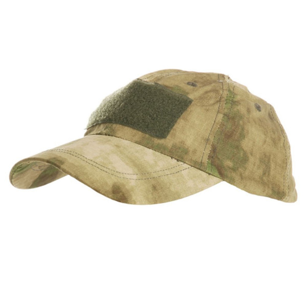 Baseball Cap Tactical ICC AU Desert Camouflage Velcro Patch Patches # 13397
