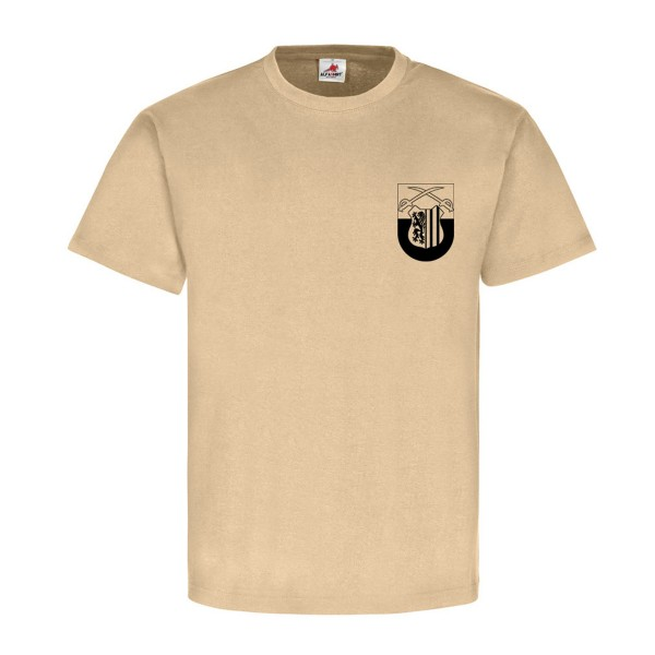 RSU Company Sachsen Bundeswehr Germany Regional Security T Shirt # 12245