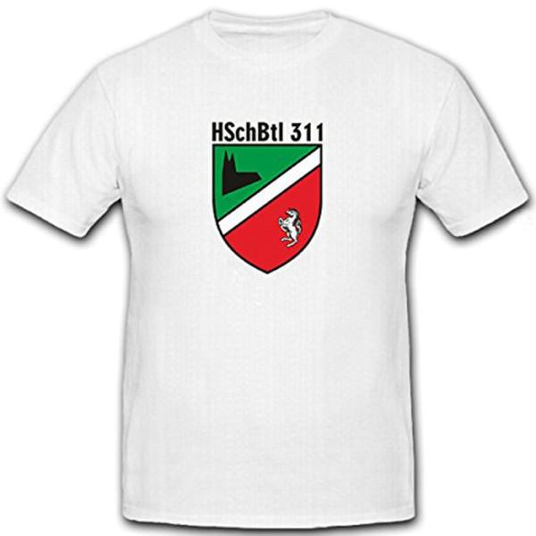 Heimatschutzbataillon 311HSchBtl 311 Bundeswehr Coat of Arms - T-shirt # 12309