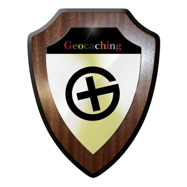 Wappenschild - Geocaching Schnitzeljagd Gps earth Orientierung Spiel #11930