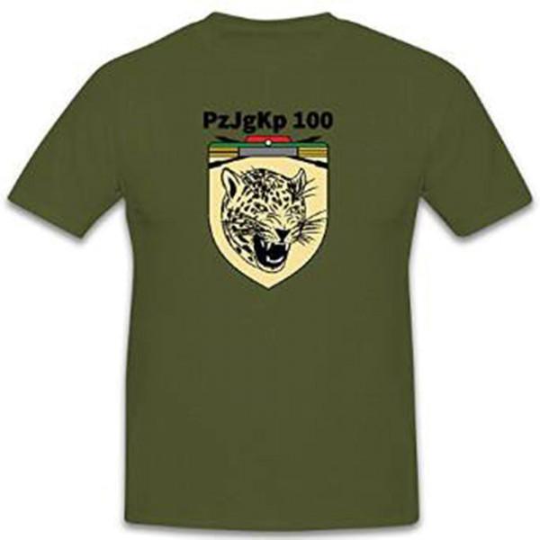 PzJgKp 100 Panzerj?ger Kompanie 100 Bundeswehr Deutschland - T Shirt #11348