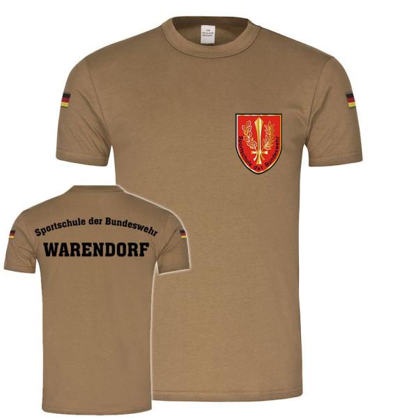 BW Tropenshirt Sportschule der Bundeswehr Warendorf Ausbildung Sport #20316