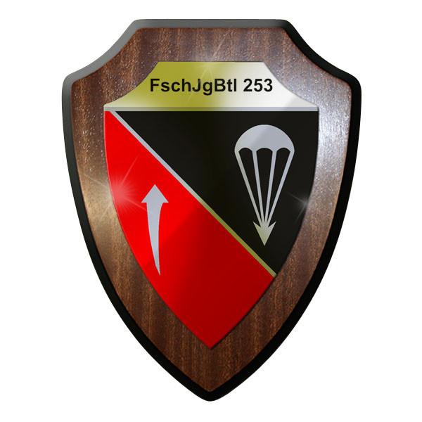 Wappenschild - FschJgBtl 253 Fallschirmjägerbataillon Bataillon Emblem #8869
