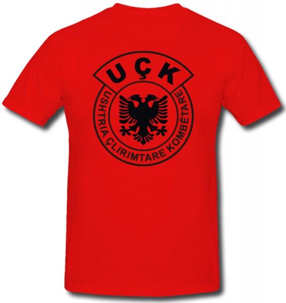 UCK Kosovo Armee - T Shirt #102