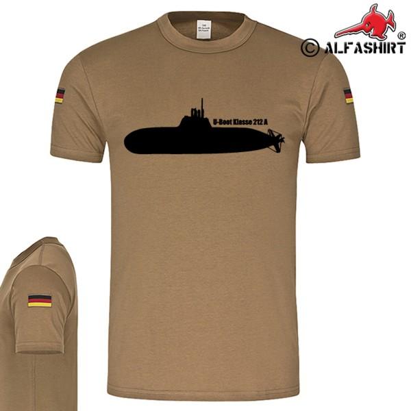 BW Tropen U-Boot Klasse 212 A Original U-Bootfahrer Unterseeboot #15577