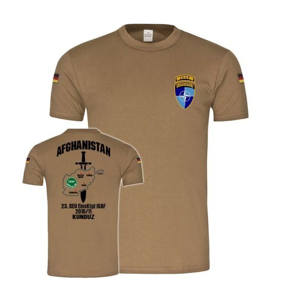BW Tropen 23 EinstKtgt Kunduz Afghanistan Einsatz Isaf Nato Truppe Wappen #34279