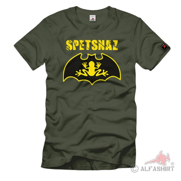 Russian Special Forces Spetznaz Military Special Forces - T Shirt # 1164