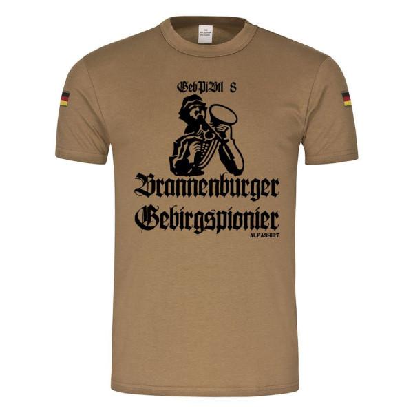 BW Tropen Brannenburger Gebirgspionier Gebirgs-Pionier-Bataillon 8 #22107