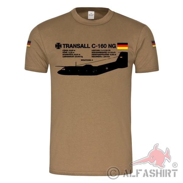 BW Tropen Transall C-160 NG C 160 Bundeswehr Luftwaffe Kreuz Deutschland #18113