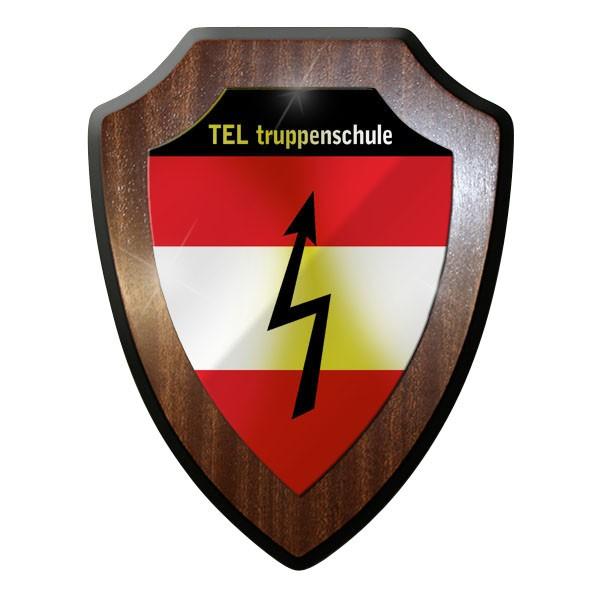 Wappenschild - TEL Truppenschule Österreich Austria Bundesheer #10082