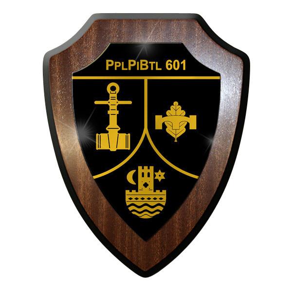 Wappenschild / Wandschild / Wappen - PplPiBtl 601 Pipeline Pionier #11621