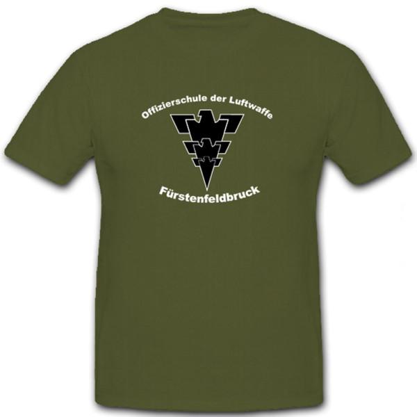 Offizierschule der Luftwaffe in Fürstenfeldbruck 6- T Shirt #5899