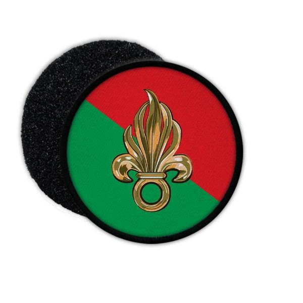 Patch French Foreign Legion Frendenlegion Abzeichen Aufnäher Flamme-#33640