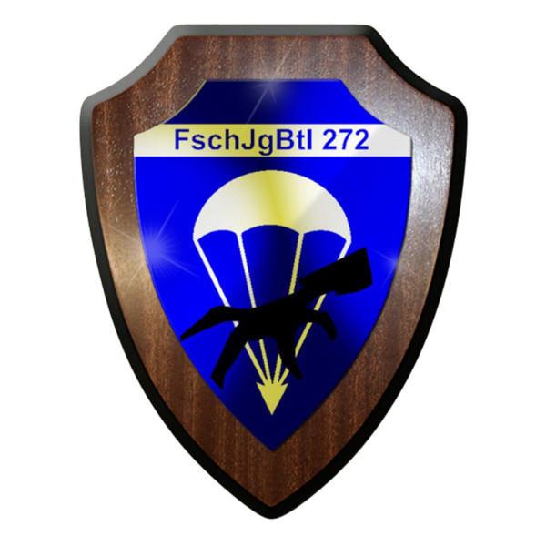 Wappenschild - Fallschirmjägerbataillon FschJgBtl 272 Bw #8357