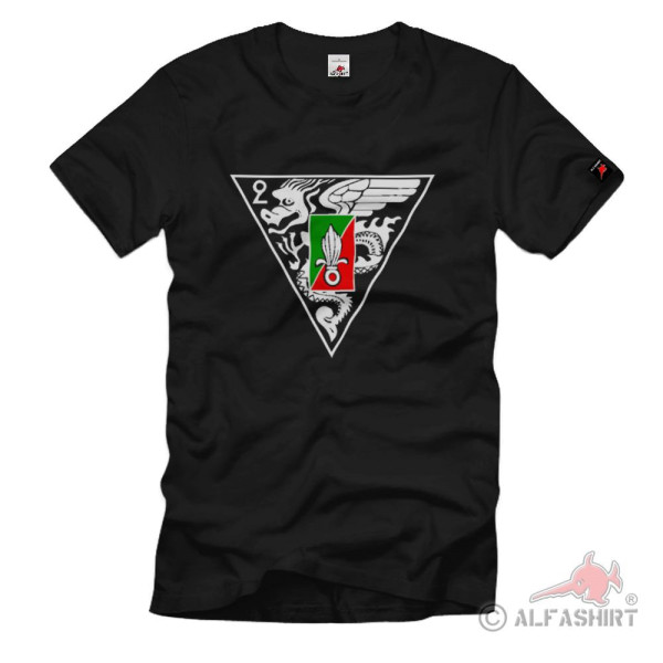 2e Régiment Étranger de Parachutistes 2e REP Frankreich FschJg - T Shirt #1396