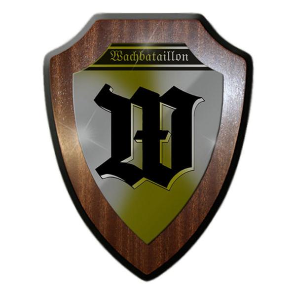 Wappenschild -Wachbataillon BMVg TYP2 Bundeswehr Abzeichen Emblem Wappen #13988