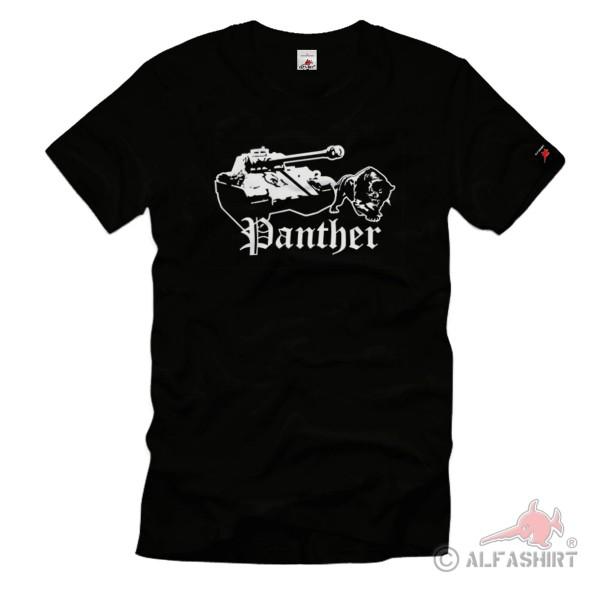 Panzerkampfwagen V Panther Panzer Wk2 Sonderkraftfahrzeug T Shirt #1001