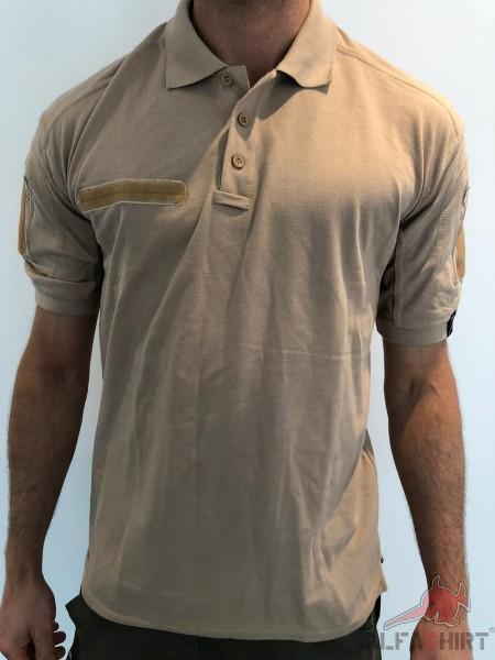 Size XL Tactical Polo Alfa beige Summer Shirt Discount Big Sale # 35108