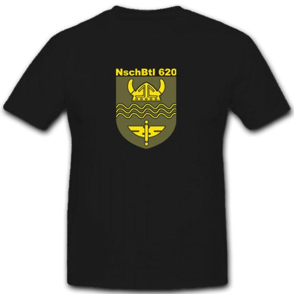 NschBtl 620 Nachschubbataillon Nachschub Logistik BW - T Shirt #7451