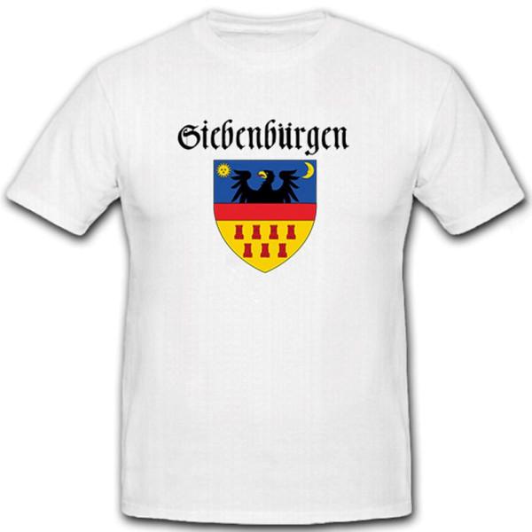 Siebenbürgen Historisches Wappen - T Shirt #6826a